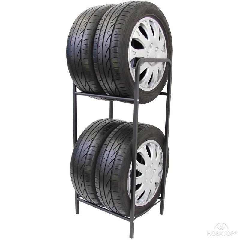 Стеллаж (полка) для хранения шин/ колес