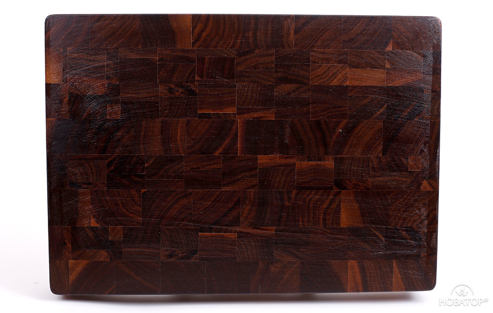 Торцевая доска разделочная - Американский черный орех