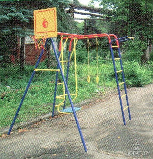 Детский спортивный комплекс «Пионер-Юла»